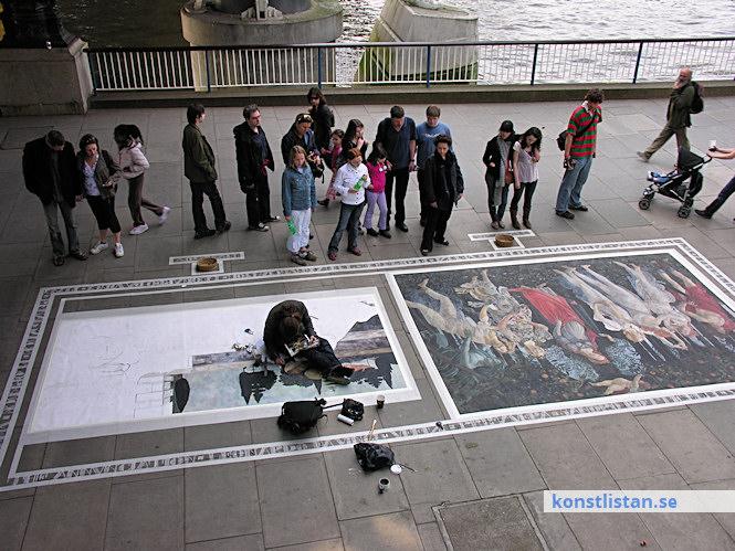 Att utbilda sig till konstnär är en lång utbildning. Utbildningsvägen kan vara: Gymnasieskola, Förberedande konstnärlig utbildning 1-2 år, Konsthögskola.